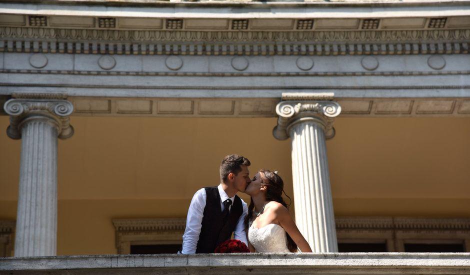 Il matrimonio di Roberto e Linda a Salò, Brescia