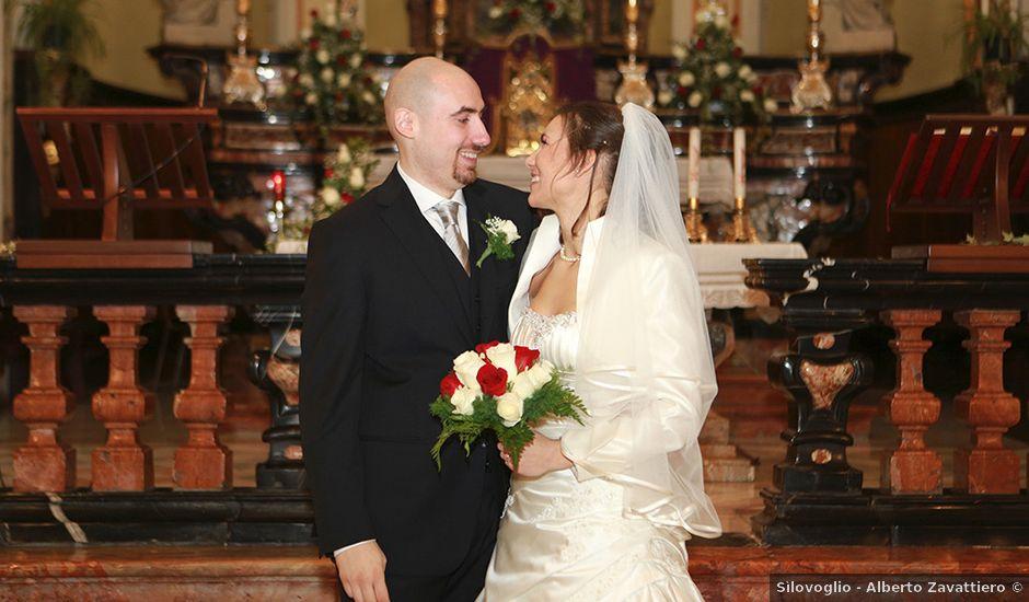 Il matrimonio di Marco e Arianna a Ispra, Varese