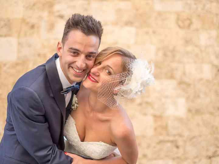 Le nozze di Viktoriya e Alessandro
