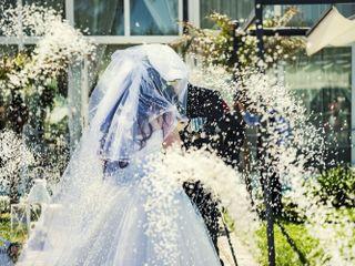 Le nozze di Sefora e Andrea 1