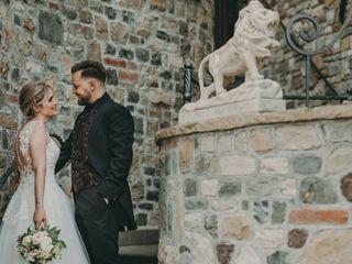 Le nozze di Gandolfo e Giulia