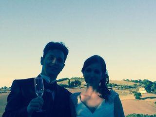 Le nozze di Luca e Claudia 1