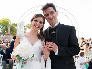 Le nozze di Luca e Claudia