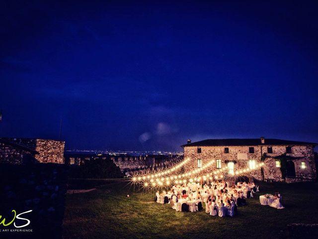 Il matrimonio di Federico e Marija a Lonato del Garda, Brescia 12