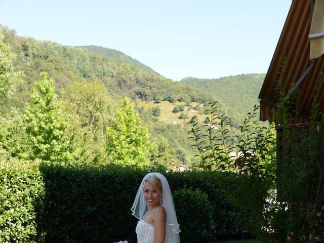 Il matrimonio di Mattia e Tanya a Cellatica, Brescia 8