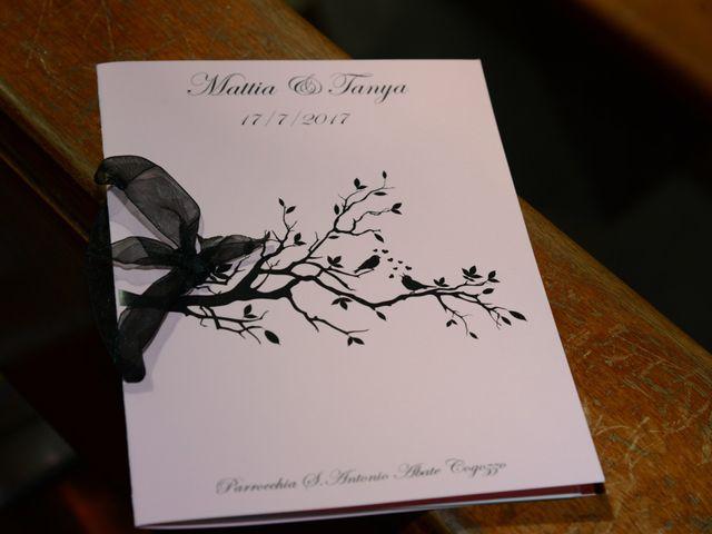 Il matrimonio di Mattia e Tanya a Cellatica, Brescia 13