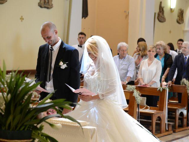 Il matrimonio di Mattia e Tanya a Cellatica, Brescia 16