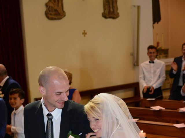 Il matrimonio di Mattia e Tanya a Cellatica, Brescia 17