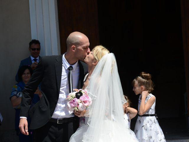 Il matrimonio di Mattia e Tanya a Cellatica, Brescia 19