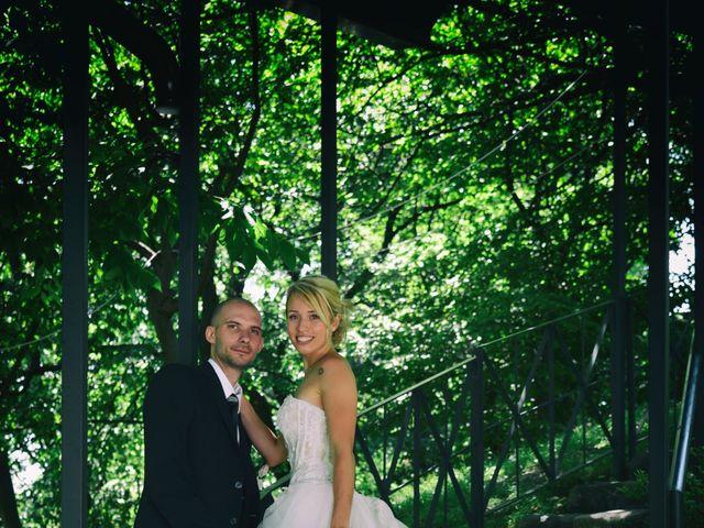 Il matrimonio di Mattia e Tanya a Cellatica, Brescia 20