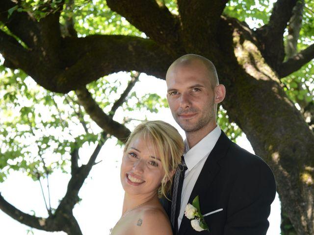 Il matrimonio di Mattia e Tanya a Cellatica, Brescia 21