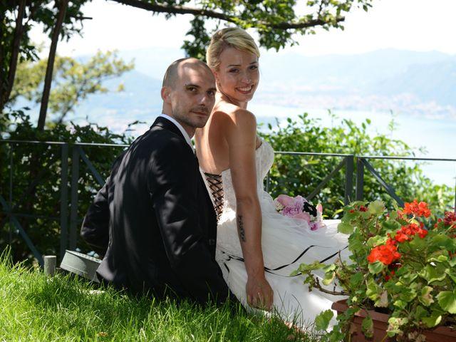 Il matrimonio di Mattia e Tanya a Cellatica, Brescia 22