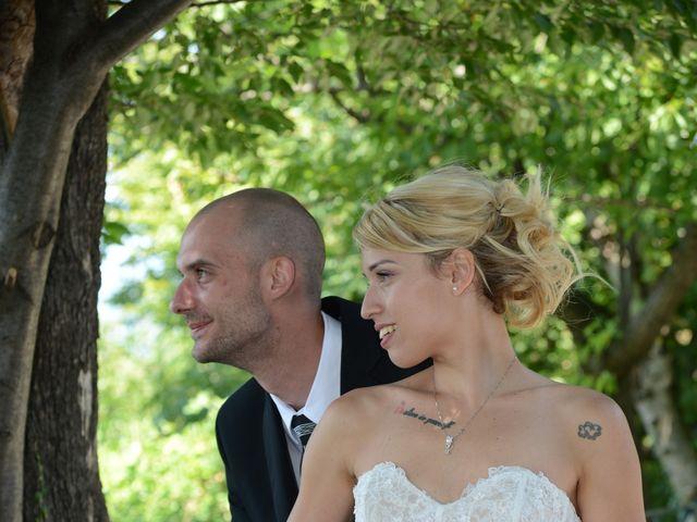 Il matrimonio di Mattia e Tanya a Cellatica, Brescia 23