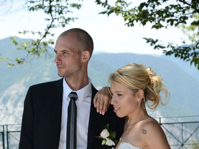 Il matrimonio di Mattia e Tanya a Cellatica, Brescia 24