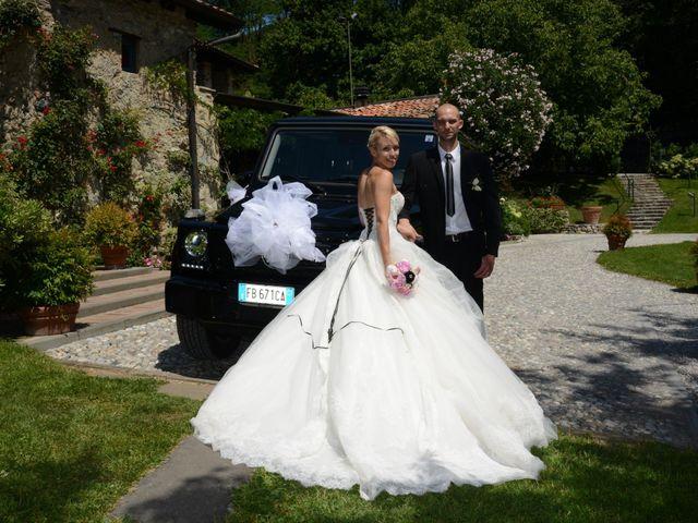 Il matrimonio di Mattia e Tanya a Cellatica, Brescia 27