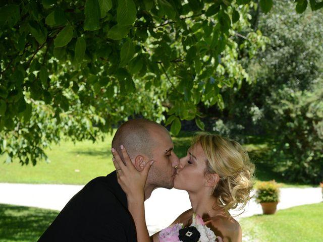 Il matrimonio di Mattia e Tanya a Cellatica, Brescia 28