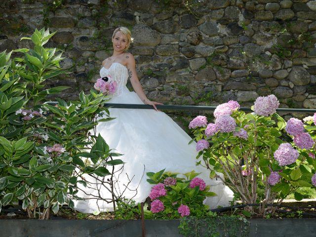 Il matrimonio di Mattia e Tanya a Cellatica, Brescia 30
