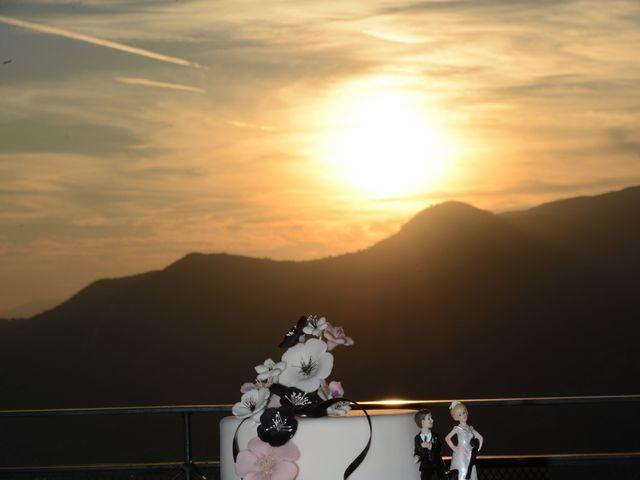 Il matrimonio di Mattia e Tanya a Cellatica, Brescia 33