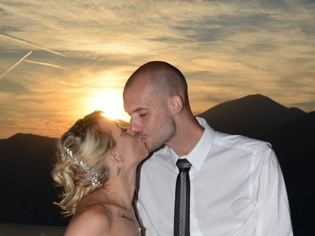 Il matrimonio di Mattia e Tanya a Cellatica, Brescia 34