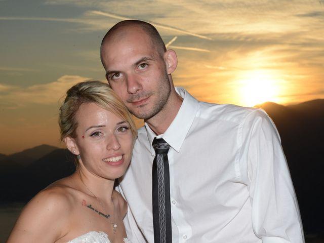 Il matrimonio di Mattia e Tanya a Cellatica, Brescia 35
