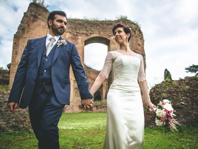 le nozze di Silvina e Valerio