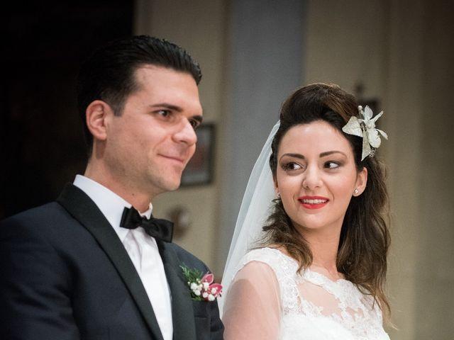Il matrimonio di Tiziano e Laura a Nepi, Viterbo 4