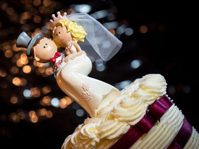 Il matrimonio di Tiziano e Laura a Nepi, Viterbo 8