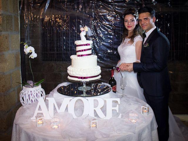 Il matrimonio di Tiziano e Laura a Nepi, Viterbo 9