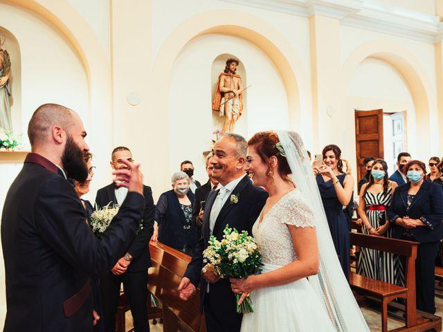 Il matrimonio di Salvatore e Francesca a Barcellona Pozzo di Gotto, Messina 7