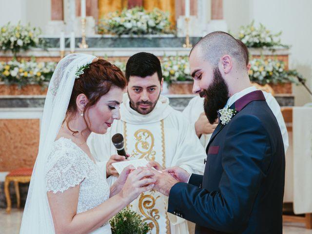 Il matrimonio di Salvatore e Francesca a Barcellona Pozzo di Gotto, Messina 12