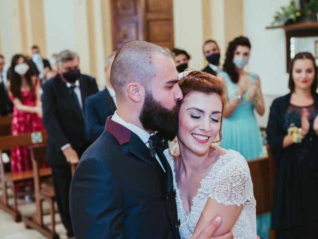 Il matrimonio di Salvatore e Francesca a Barcellona Pozzo di Gotto, Messina 14
