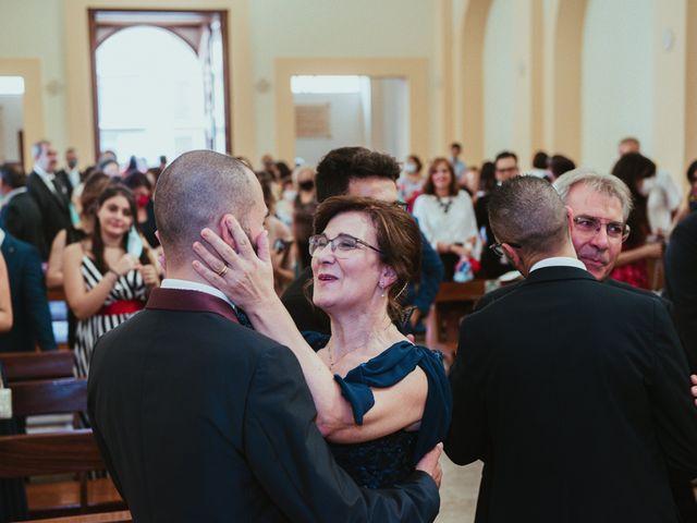 Il matrimonio di Salvatore e Francesca a Barcellona Pozzo di Gotto, Messina 15