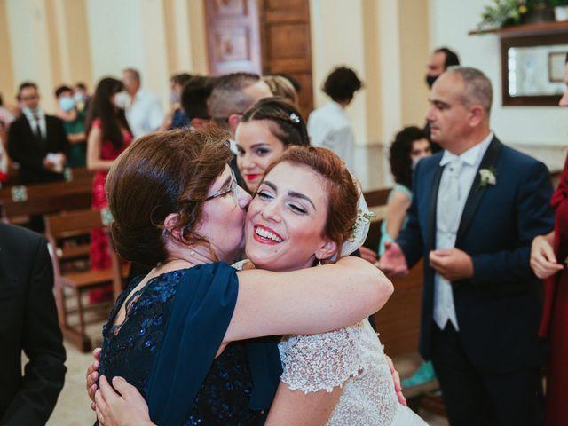 Il matrimonio di Salvatore e Francesca a Barcellona Pozzo di Gotto, Messina 16