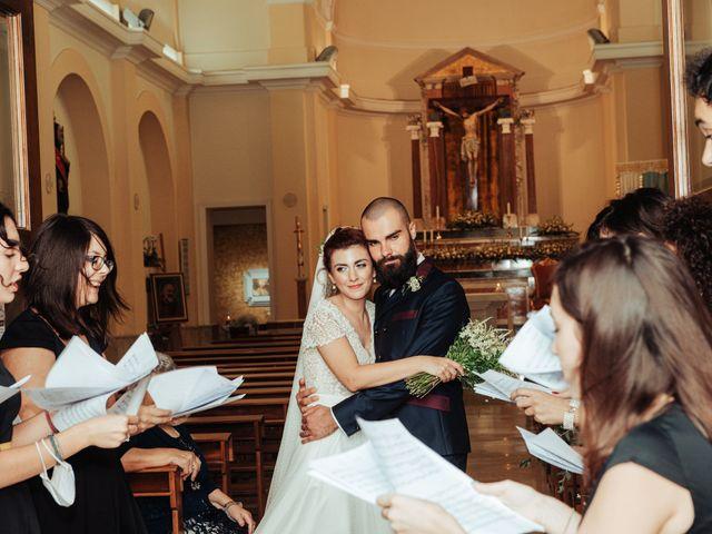 Il matrimonio di Salvatore e Francesca a Barcellona Pozzo di Gotto, Messina 18
