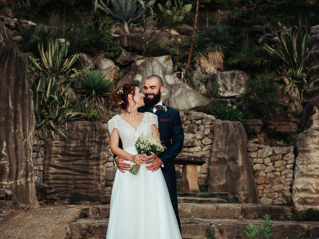 Il matrimonio di Salvatore e Francesca a Barcellona Pozzo di Gotto, Messina 1