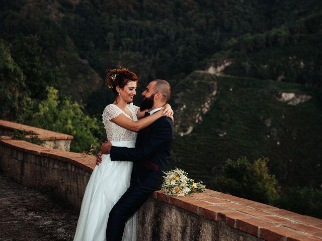 Il matrimonio di Salvatore e Francesca a Barcellona Pozzo di Gotto, Messina 19