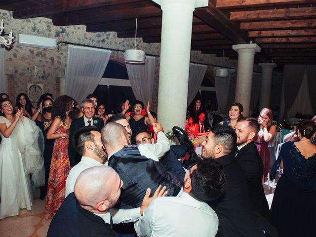 Il matrimonio di Salvatore e Francesca a Barcellona Pozzo di Gotto, Messina 31