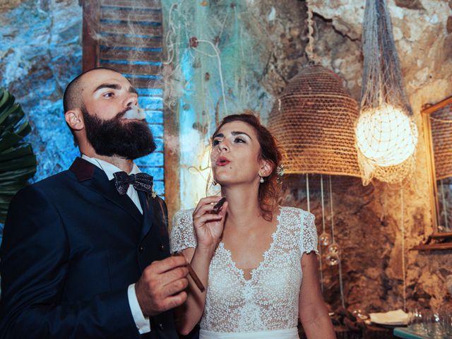 Il matrimonio di Salvatore e Francesca a Barcellona Pozzo di Gotto, Messina 33