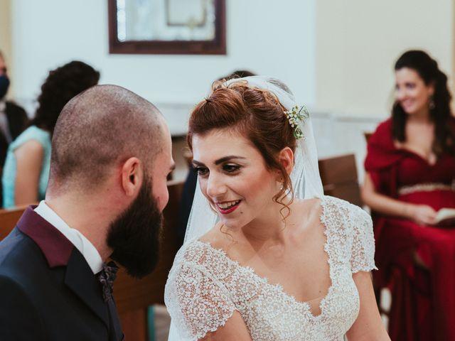Il matrimonio di Salvatore e Francesca a Barcellona Pozzo di Gotto, Messina 11