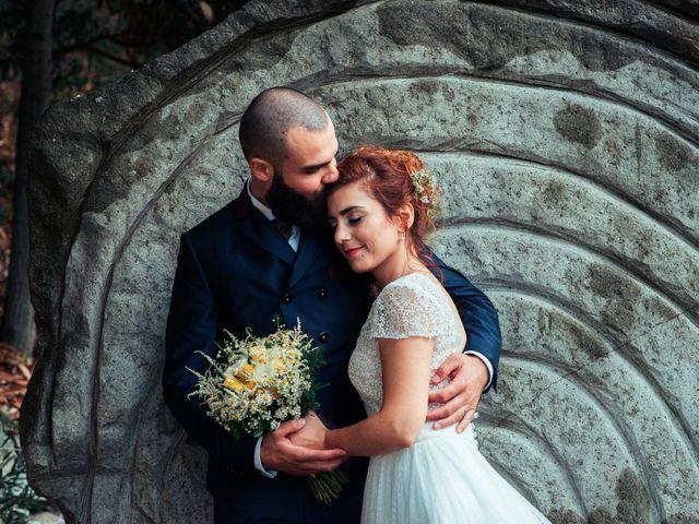Le nozze di Francesca e Salvatore