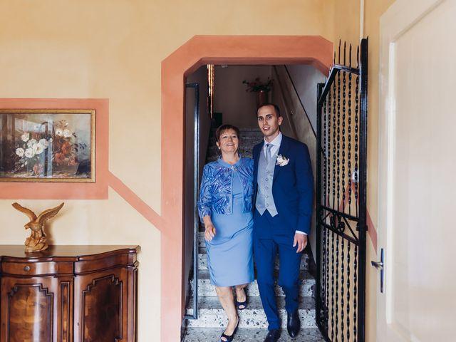 Il matrimonio di Lorenzo e Caterina a Bevilacqua, Verona 24