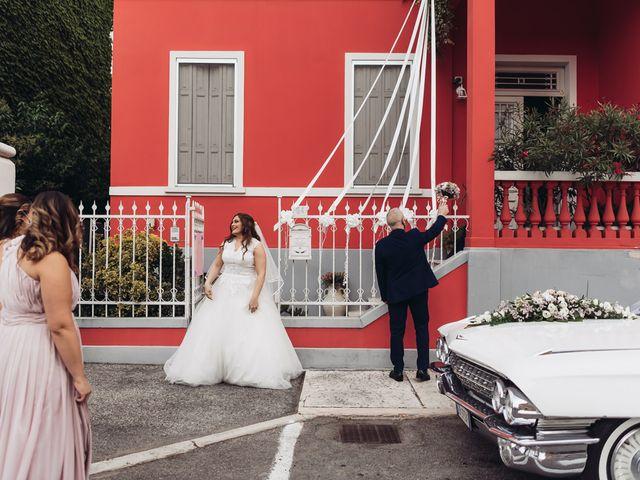 Il matrimonio di Lorenzo e Caterina a Bevilacqua, Verona 41