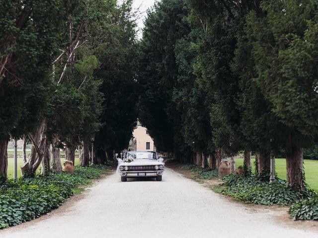 Il matrimonio di Lorenzo e Caterina a Bevilacqua, Verona 46
