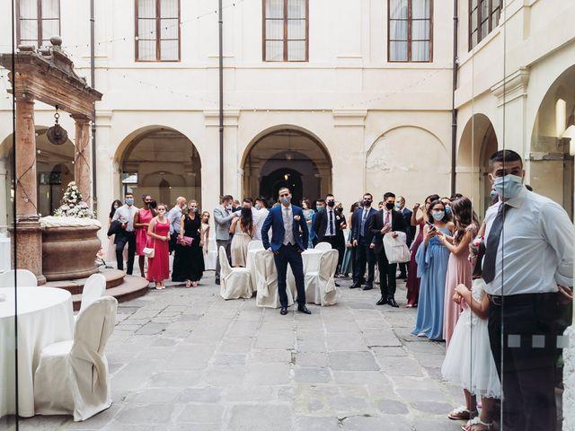 Il matrimonio di Lorenzo e Caterina a Bevilacqua, Verona 47
