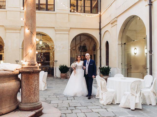Il matrimonio di Lorenzo e Caterina a Bevilacqua, Verona 51