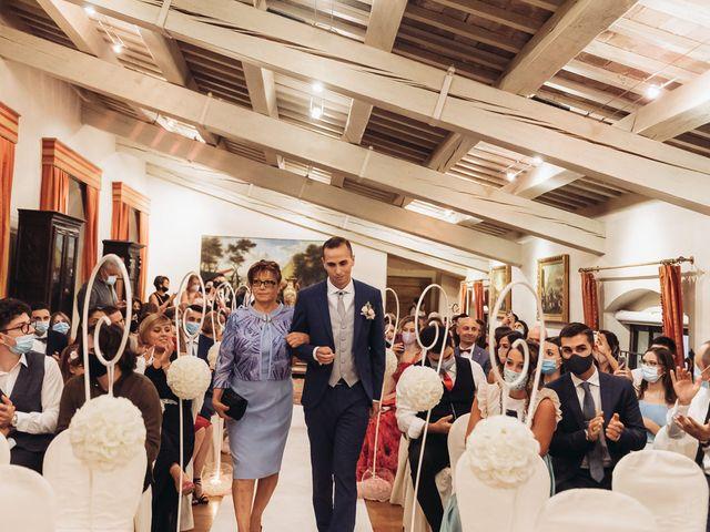 Il matrimonio di Lorenzo e Caterina a Bevilacqua, Verona 52