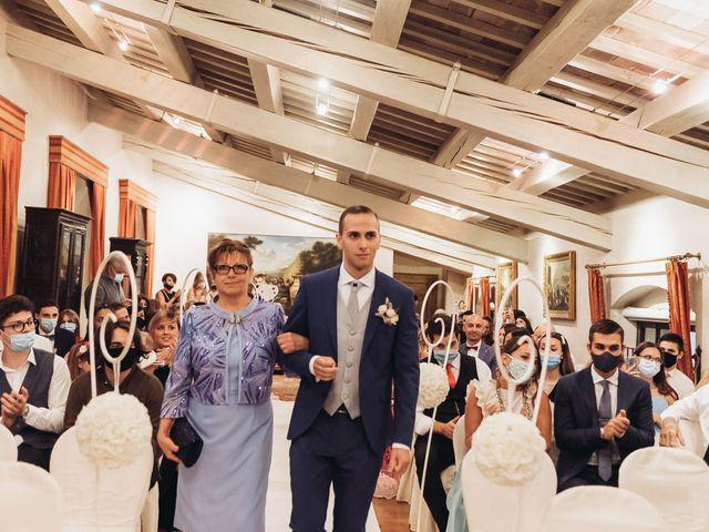 Il matrimonio di Lorenzo e Caterina a Bevilacqua, Verona 53