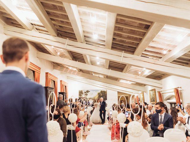 Il matrimonio di Lorenzo e Caterina a Bevilacqua, Verona 54