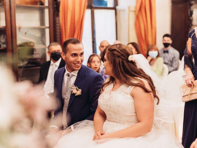 Il matrimonio di Lorenzo e Caterina a Bevilacqua, Verona 56