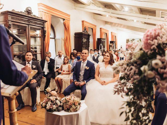 Il matrimonio di Lorenzo e Caterina a Bevilacqua, Verona 57